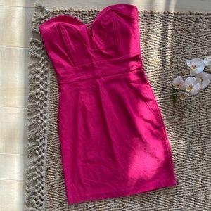 Lovely Day Strapless Mini Bodycon Dress